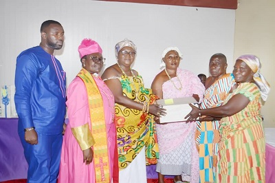 Unique wives honour husbands for their marital commitment