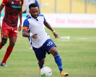 Oly, AshGold to set Accra ablaze … as 'famished' fans return