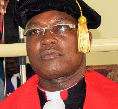 Rt Rev. Dr Bliss Divine Agbeko, leads EPCG to greater heights