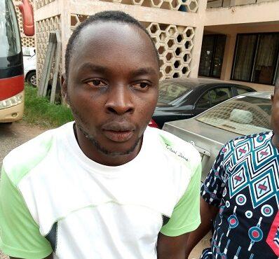 """Okada man"" in court for raping hawker in bush"