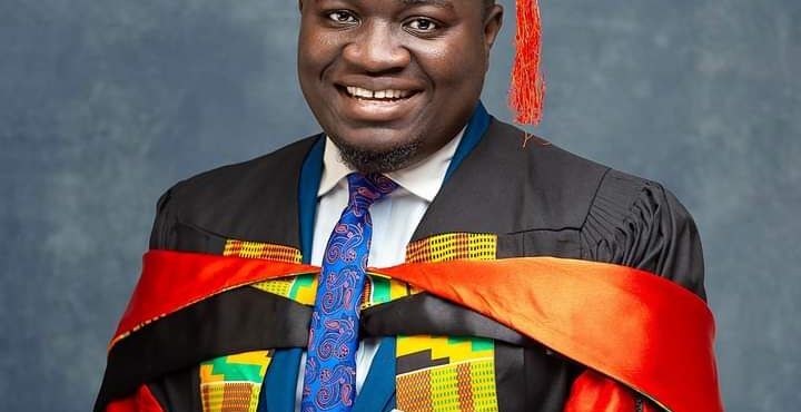 Eric Jeshrun graduates with Master of Arts in Ministry