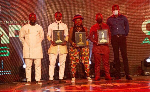Dance legends honoured at maiden Ghana Dance Industry Awards