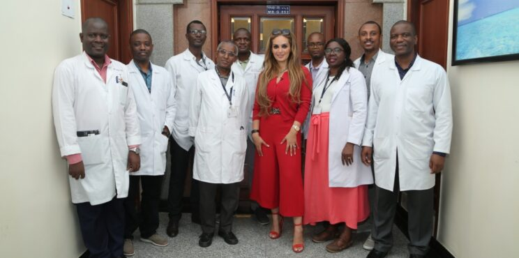 Merck Foundation Foundation celebrates World Cancer Day with Africa First Ladies
