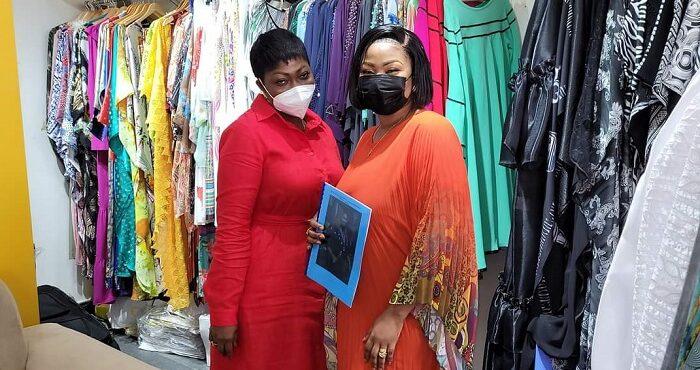Empress Gifty seals ambassadorial deal with DEDE's Classics