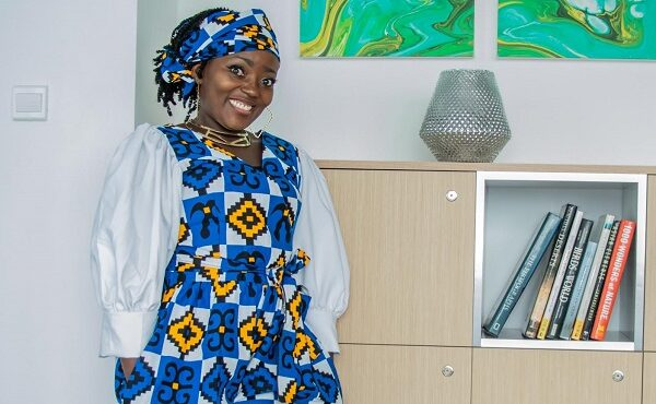 """Face behind Ghana's """"Akwaaba"""" portrait shares her story"""