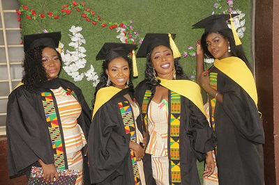 35 students graduate from Salon Service Hair and Beauty Academy