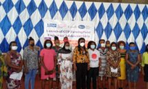 WOMEC launches project to help adolescent girls deal with abuses