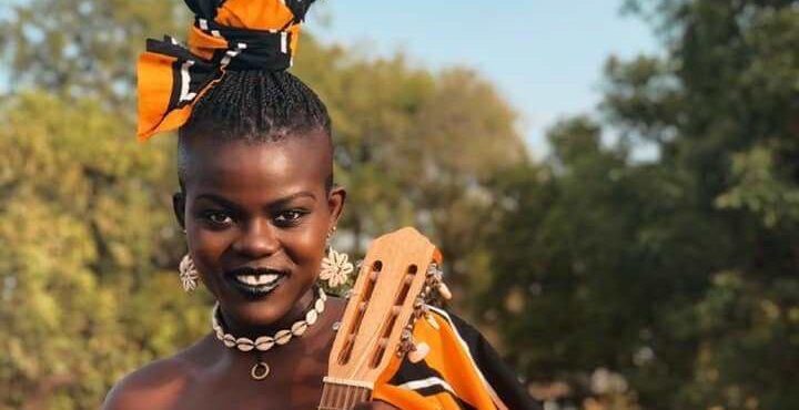 Songstress Wiyaala to collaborate with Samini