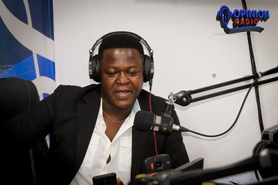 Opinion Radio is here to impact lives-James Clarke