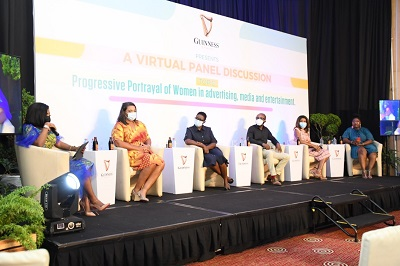 Guinness Ghana holds discussion on positive portrayal of women