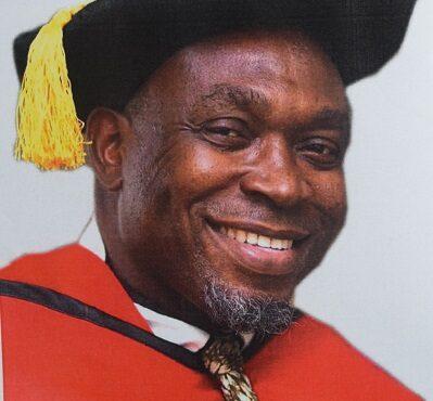 Meet Prof.EdemKwasiBakah — third President of the E.P University College