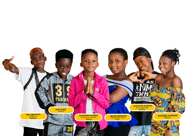 Meet talented Kids finalists battling for the ultimate on Sunday