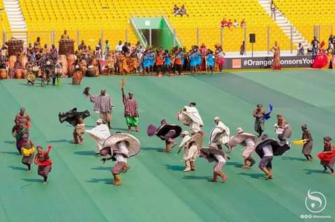 Dzuta Drumming and Dance Theatre, promoting Ghana's culture through music
