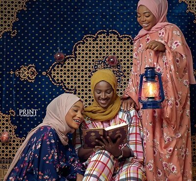 Let's maintain connection we've built with Allah-Miss Musilimah Queens