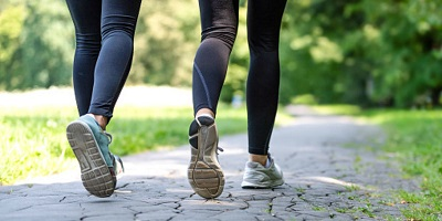 Walking: Probably the greatest medicine