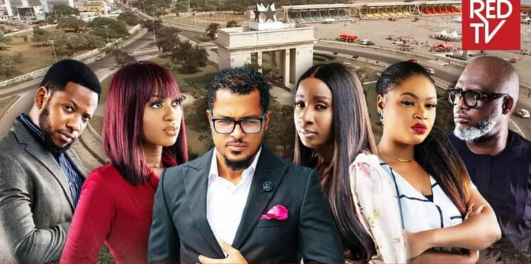 UBA's REDTV to Premiere New Series, 'Public Figure' in Ghana on May 19th