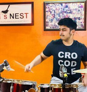 Teenage versatile drummer, Aayush makes Ghana proud