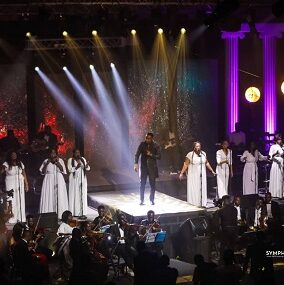 Symphonic Music collaborates with Joe Mettle on 'Hallelujah'