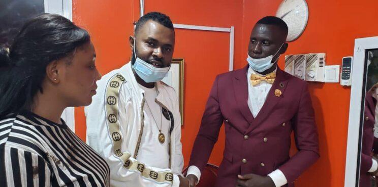 Ernest Opoku gets new  manager
