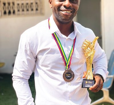 I'm inspired to impact more lives -Anthony Safo Sarpong