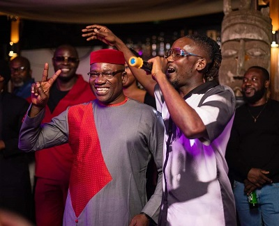 I'm not surprised at Mr.Eazi's success-Father