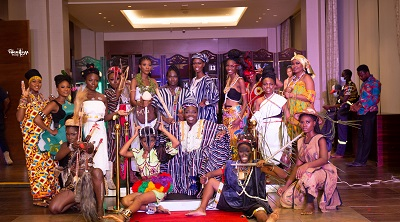 Miss Tourism Ghana holds Regional Costume Competition