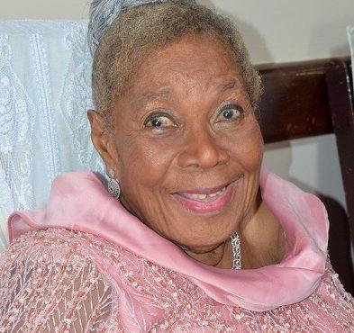 Mrs.Dorothy Barnor celebrates 93rd birthday