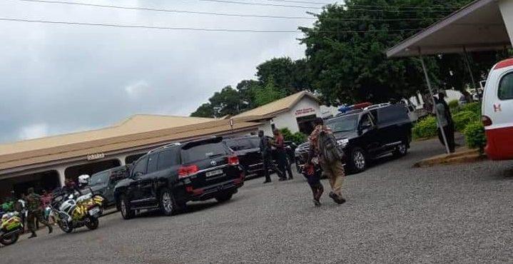 JUST IN: Speaker's advance team involved in accident, dispatch rider dies