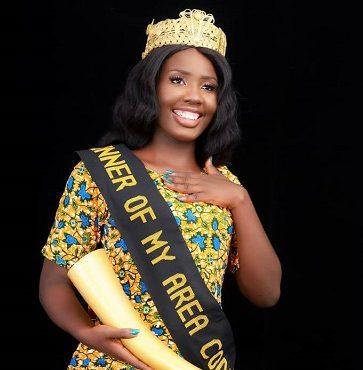 Akosua wins 'My Area Code'reality show