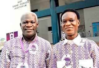 Ayawine succeeds Kotei as ICU General Secretary