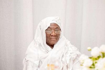 Hajia Mariama Bawumia, rest in peace!
