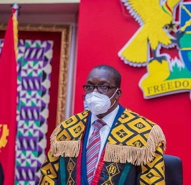 Office of the Speaker writes to The Spectator, saying: George Frank Asmah's aspersions on Speaker exposes his ignorance
