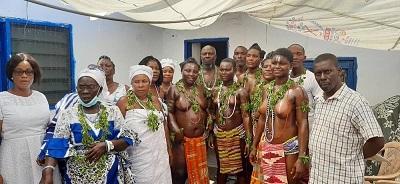'Otufo' rites usher girls into womanhood