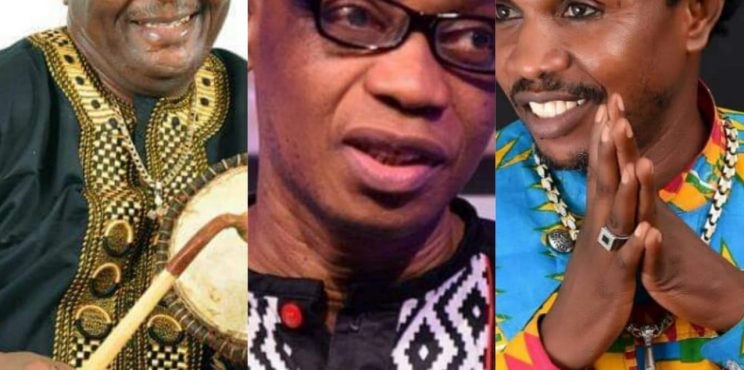 AB Crentsil, Akwaboah Snr.Kaakyire Kwame Appiah others for Hilife Keteke