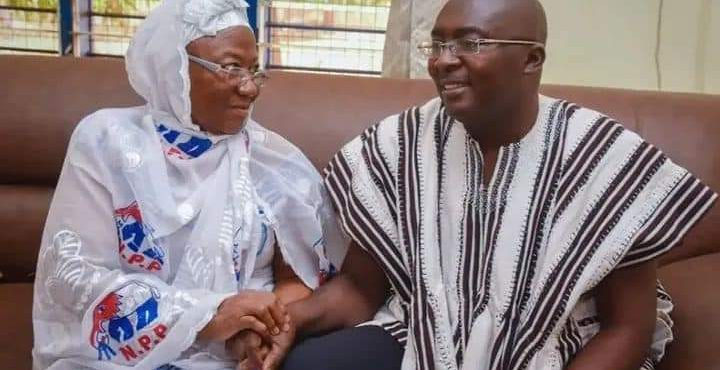 Vice President, Dr.Bawumia loses mum