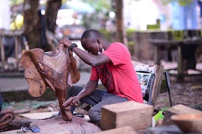 Lost art: COVID-19's devastating impact on Ghana's arts