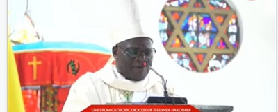 The call to serve is a gift from God—Most Rev. Attakruh