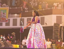 Thousands thrilled at Women In Worship 2021