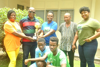 Don't dwell on your past success  –  Spectator Editor urges G.O. Sports Academy