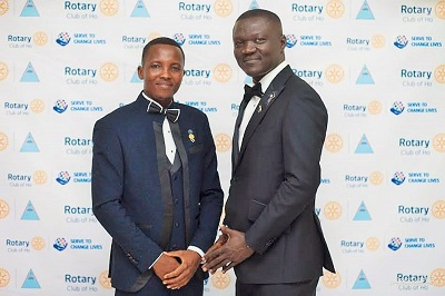 Rotary lauded for supporting communities