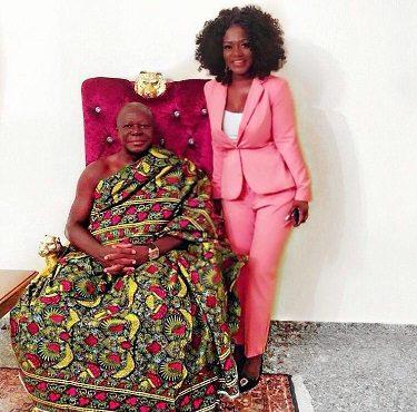 Otumfuo endorses 2021 GUBA awards to celebrate Yaa Asantewaa